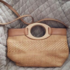 Fossil purse Ratan style light brown